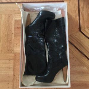 Loeffler Randall Camilla hidden platform boots